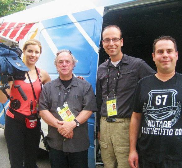 TVA Live-Eye Crew